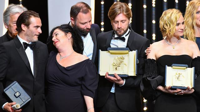 Zweedse film The Square wint Gouden Palm op Cannes
