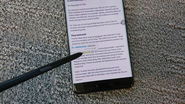 Biedt koersval Samsung kans voor beleggers?