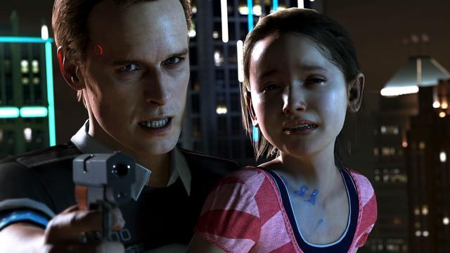 Review: Detroit: Become Human is een game die liever een film is