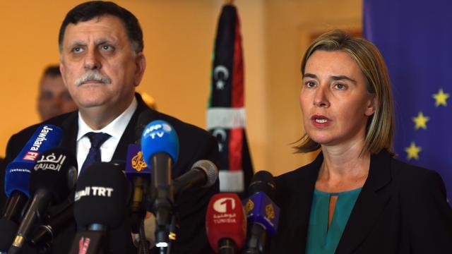 Rivaliserende regeringen Libië vormen een regeringsploeg