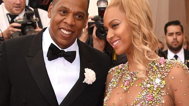 'Beyoncé en Jay Z nemen samen album op'