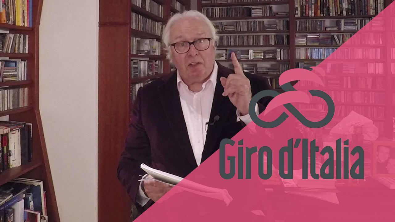 Mart bespreekt de Giro: 'Kan Dumoulin nog aanhaken?'