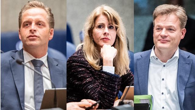CDA-kandidaten bijten niet door in tam lijsttrekkersdebat