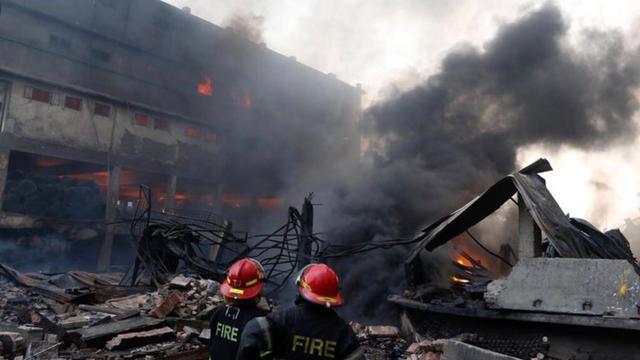 22 doden en tientallen gewonden na explosie in chemische fabriek in China