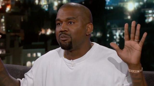 Kanye West had moeite om uit te komen voor stem op Trump