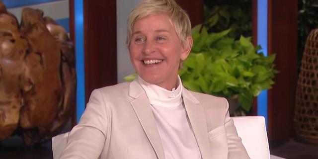 Van corona herstelde Ellen DeGeneres hervat opnames van talkshow