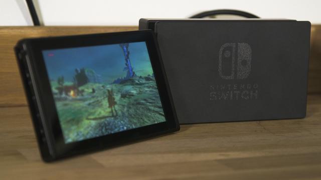 Nintendo Switch moeilijk verkrijgbaar in Nederland