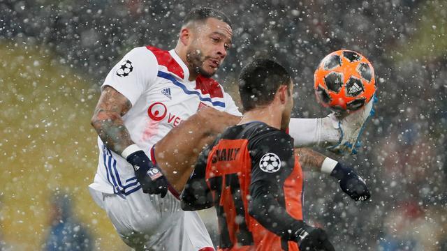 Memphis en Tete overwinteren in CL met Lyon, historisch verlies Real