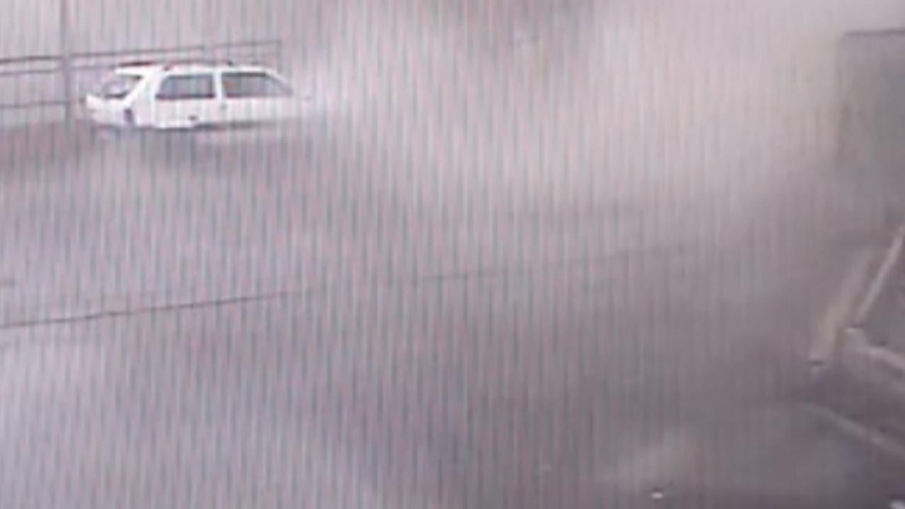 Verkeerscamera's leggen instorten hangbrug Genua vast