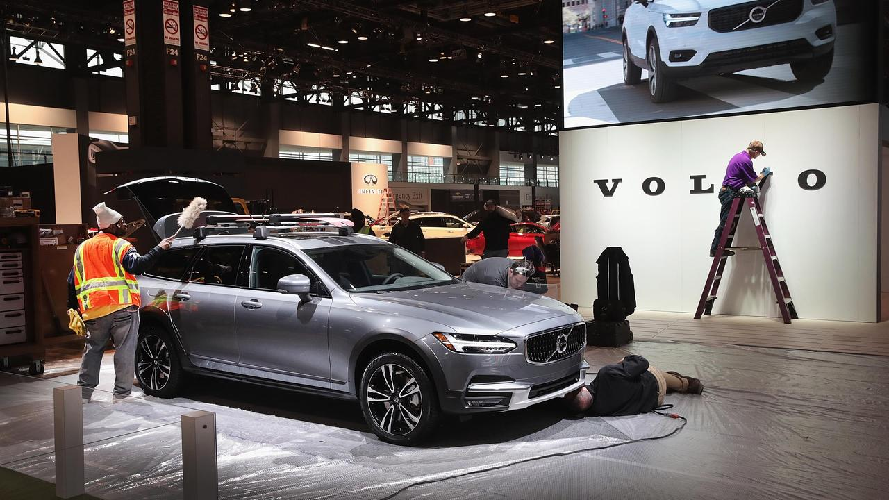 Volvo Lowers Maximum Speed For New Cars To 180 Km H