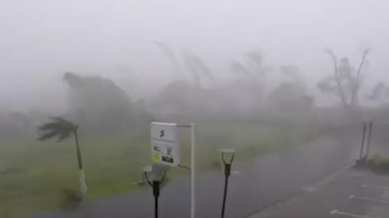Zware storm raast over eilandstaat Madagaskar