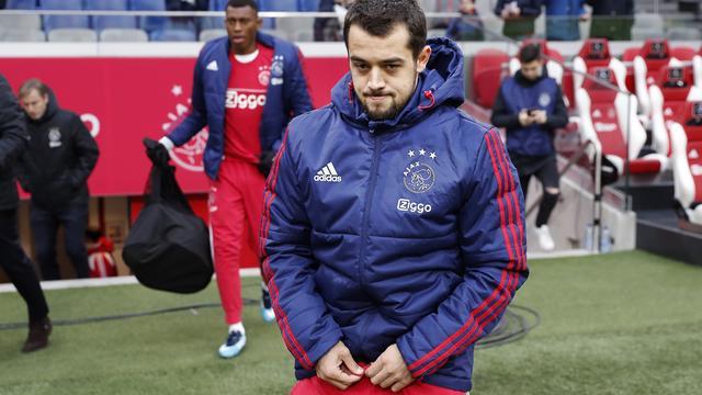Ajax zet Younes uit selectie na weigeren invalbeurt