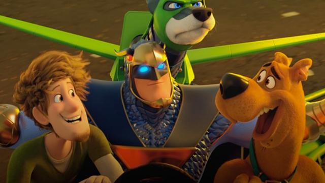 Recensieoverzicht Scooby-Doo-animatiefilm: 'Doet pijn aan de ogen'