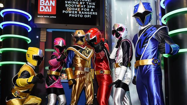 Hasbro koopt onder meer Power Rangers voor 522 miljoen dollar