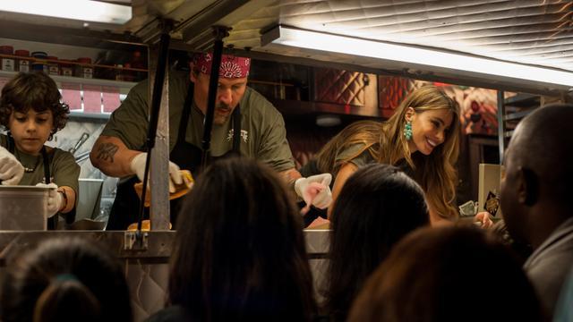 Eten als in de film: Als Meryl Streep een hap neemt, neemt de zaal een hap