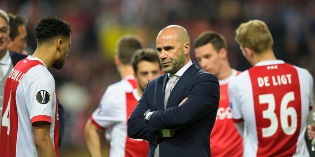 Bosz voorziet 'enorme uitdaging' om Ajax-selectie intact te houden