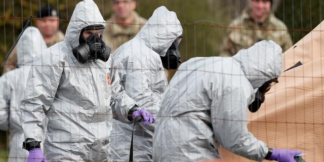 'Derde verdachte aanslag op Skripal in Salisbury leidde moordcommando'