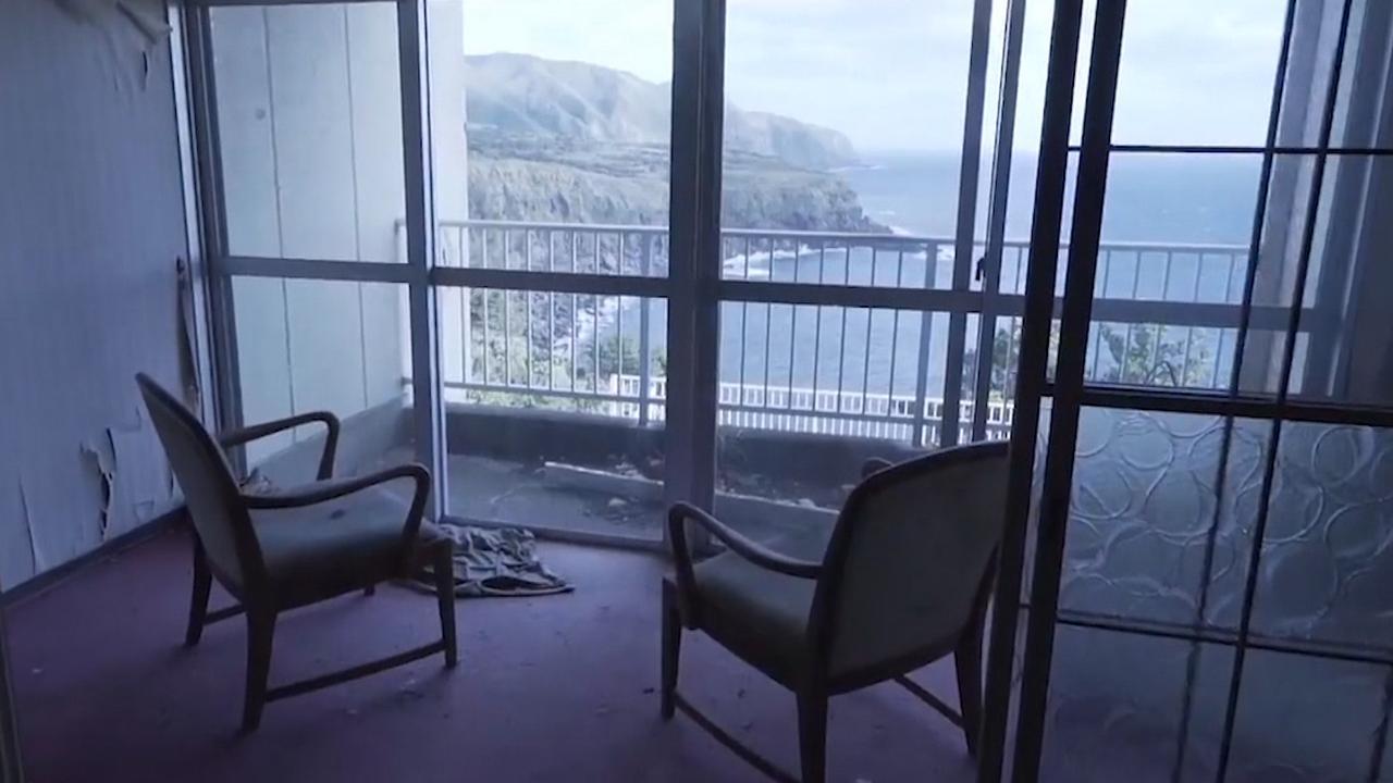 Nederlandse avonturier filmt verlaten hotel in Japan
