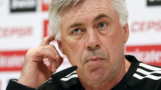 Ancelotti ontslagen als trainer van Real Madrid