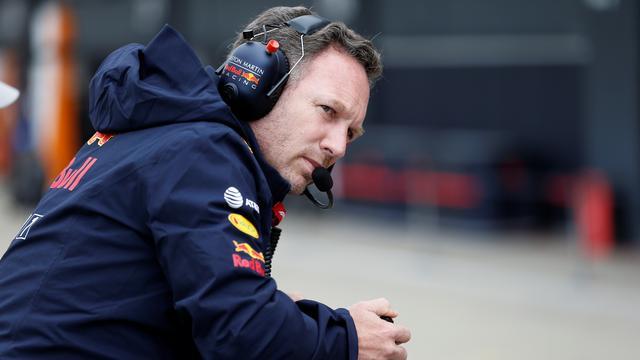 Horner: 'Verstappen heeft in duel met Hamilton alles gedaan wat hij kon'