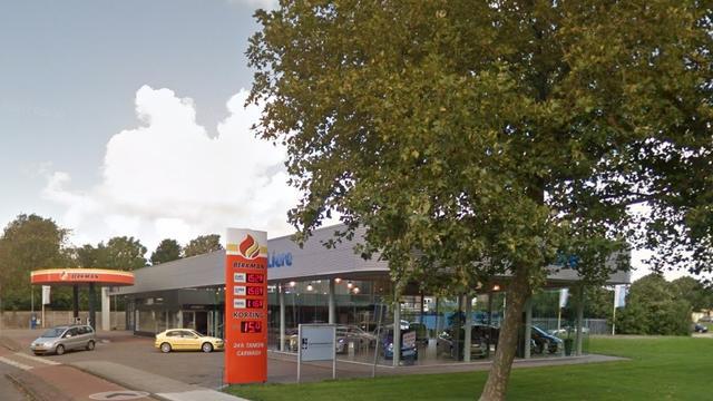Tassen gestolen uit auto bij benzinepomp Vlissingen