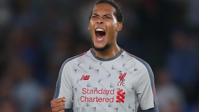 Klopp: 'Van Dijk toont aan dat hij hoge transfersom waard is'