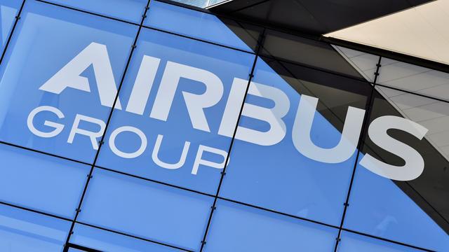 Winstdaling voor vliegtuigmaker Airbus