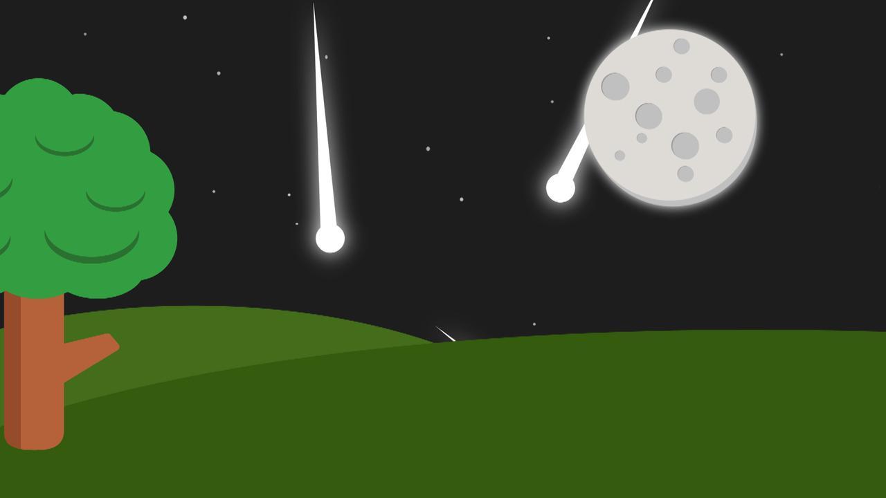 Wat is de beste plek om vallende sterren te zien vannacht?
