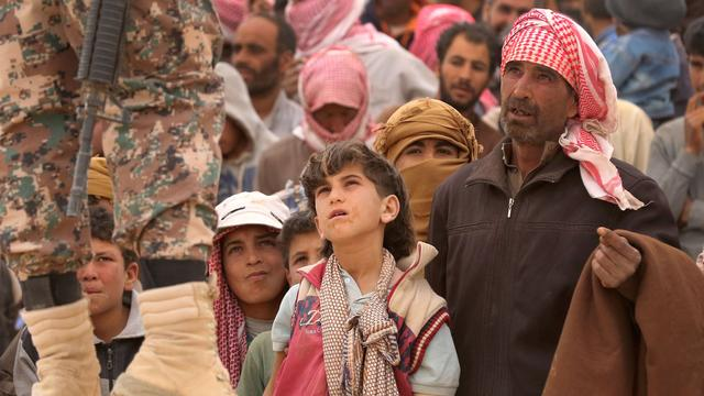 Bijna 50 miljoen kinderen wereldwijd op de vlucht