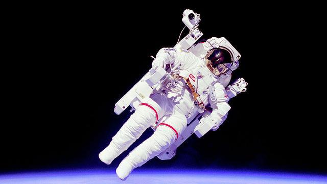 Hoe word je astronaut? 'Als het niet via NASA kan, probeer ik wat anders'
