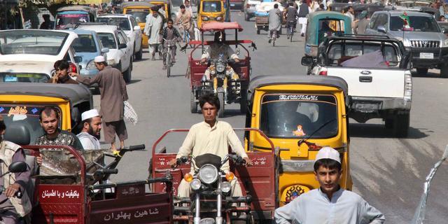 'Taliban doden en en gijzelen buspassagiers in Kunduz'