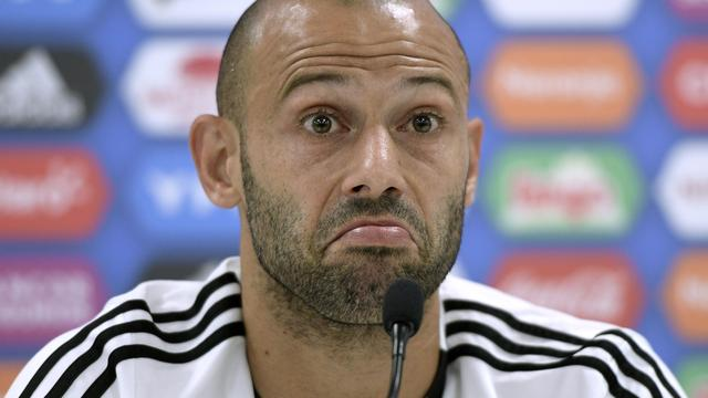 Mascherano ontkent opstand Argentijnse spelers tegen bondscoach Sampaoli