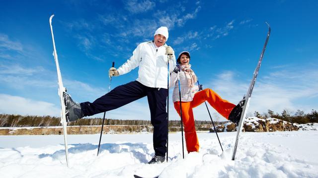 Koop speciale zonnebrand en meer tips voor beginnende wintersporters