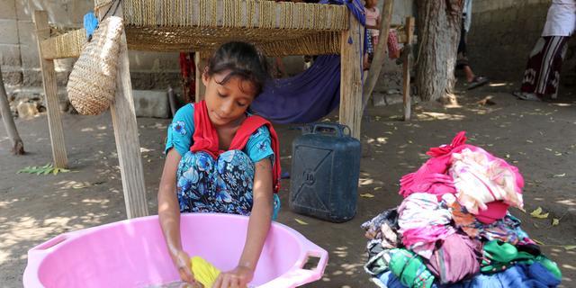 VN waarschuwt voor hongersnood in Jemen