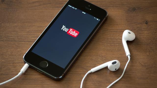 'YouTube lanceert volgend jaar betaalde muziekdienst'