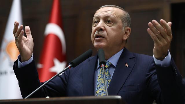 Erdogan: Bewijsmateriaal in Saoedisch consulaat overgeschilderd