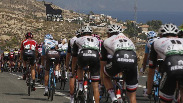 Liveblog Vuelta: Kelderman en Oomen in groep met favorieten (gesloten)