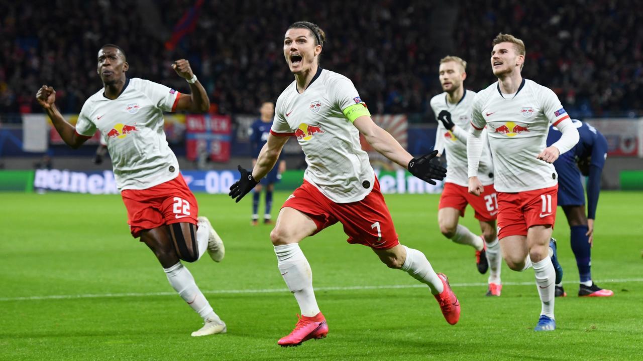 Samenvatting RB Leipzig-Tottenham Hotspur (3-0)