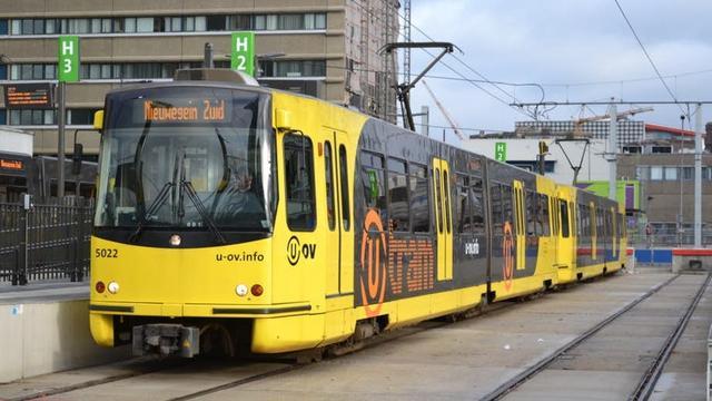 'Tram tussen Utrecht en Nieuwegein gaat uiterlijk eind januari 2021 rijden'