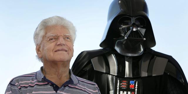 Darth Vader-acteur Dave Prowse op 85-jarige leeftijd overleden