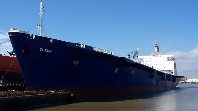 'Amerikaanse marine vindt wrak vermist vrachtschip Bahama's'