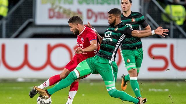 Liveblog Eredivisie: Reacties na gelijkspel FC Utrecht-Feyenoord (gesloten)