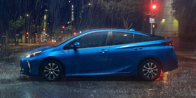 Waar is de Toyota Prius gebleven?