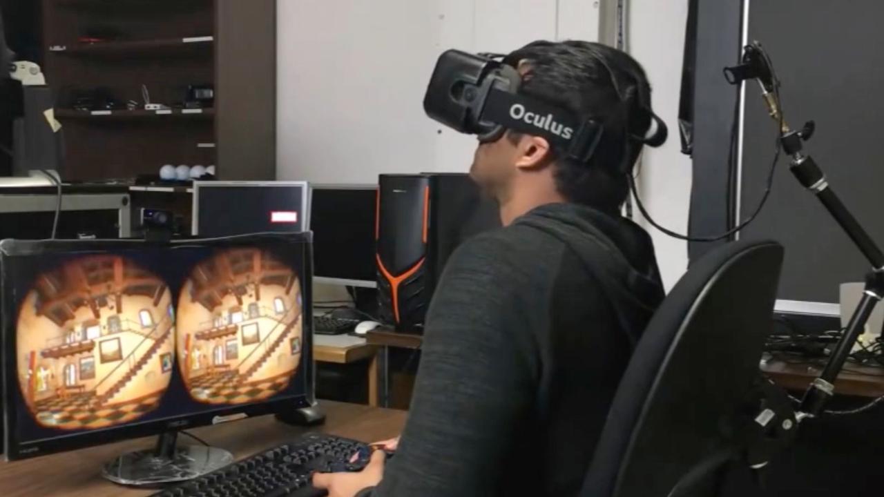 Nieuwe techniek moet virtual reality sickness tegengaan