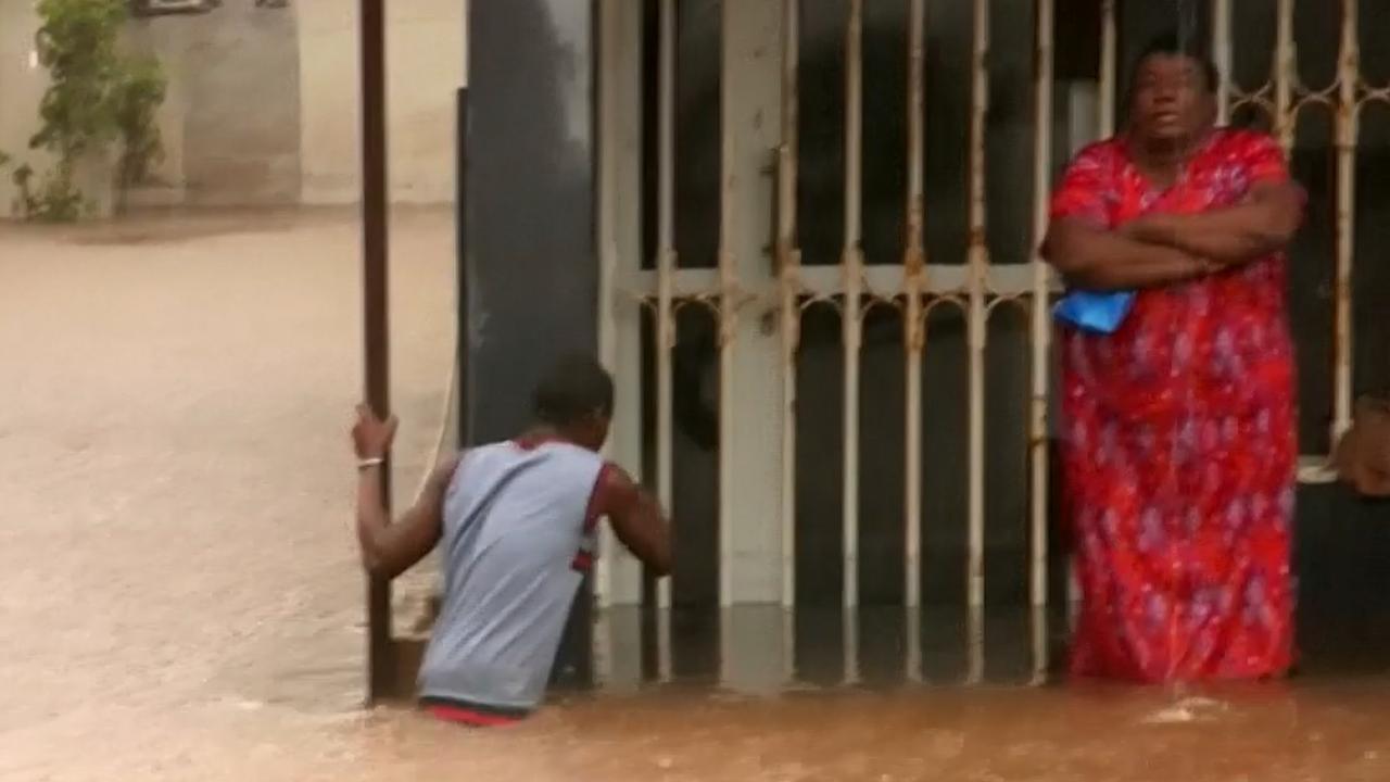 Mozambique getroffen door flinke overstromingen