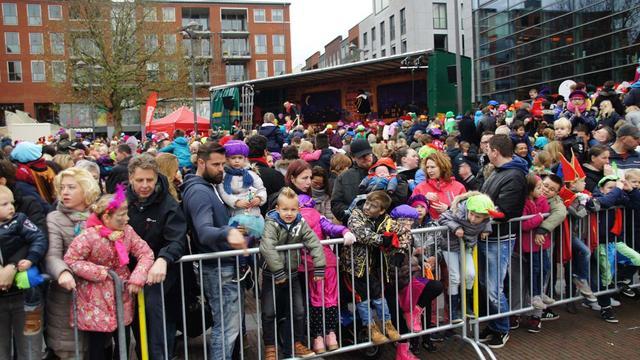 Sinterklaas komt zaterdag aan op het Rijnplein