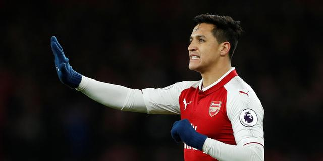 'Manchester United en Arsenal akkoord over ruildeal Sanchez en Mkhitaryan'
