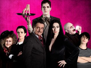 The Addams Family komt tot leven