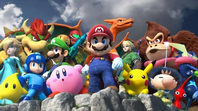 Nintendo verkoopt twaalf miljoen stuks van nieuw Super Smash Bros.-spel