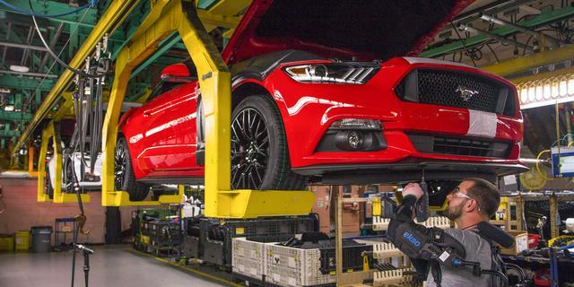 Ook Ford sluit grote fabriek in VK, ruim 1.700 banen op het spel